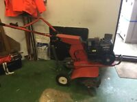 For Sale 5HP Briggs and Stratton Rotavator