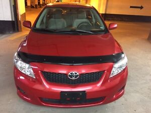 2009 Toyota Corolla.. Low km.. mint condition..1owner
