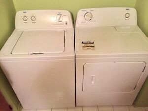Washer & dryer for 550$