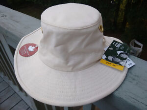 New Tilley T3 hat for sale - white - size 7 1/8 - $65