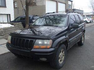 2000 Jeep Cherokee full equiper Autre