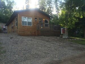Emma Lake Lakeview Cabin for Rent