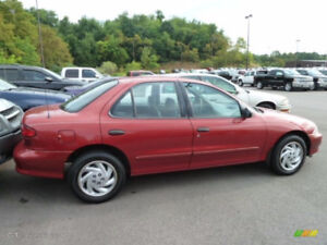 1998 Chevrolet Cavalier Base Sedan - Parts Car only