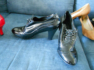 Tender tootsies collection. Black leather dress shoes and more!! Kitchener / Waterloo Kitchener Area image 7