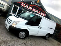 FORD TRANSIT 2.2TDCi ( 100PS ) ( EU5 ) 260S (LOW ROOF) 260 SWB LOW MILEAGE FINAN