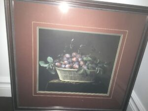 For Sale: Beautiful Large Dining Room Picture