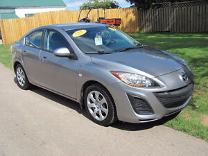 2010 Mazda 3 4cyl, 5 speed........***SALE...TAX INCLUDED***....