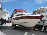 1987 Doral 250 Citation comes with/or without trailer