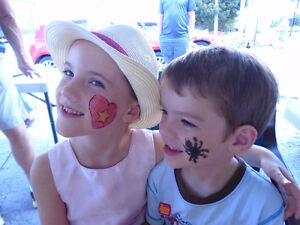 Face Painting For Family Events, Birthday Parties, & More! Peterborough Peterborough Area image 4