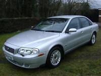 Volvo S80 2.4 auto 2003MY D5 S TWELVE STAMPS BELT @ 85k