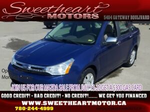 2008 Ford Focus 4dr Sdn