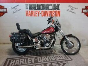 1992 Harley Davidson Softail custom
