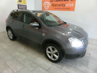 2009 Nissan Qashqai 1.6 2WD N-TEC ***BUY FOR ONLY £33 PER WEEK***