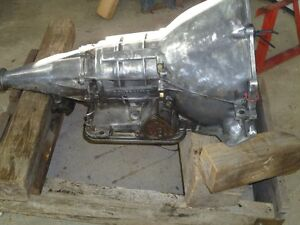 PowerGlide Tranny out of 1964 Chevrolet on a 283 motor