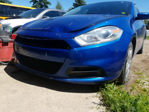 WANTED: 2012 - 2016 DODGE DART FRONT BODY PARTS