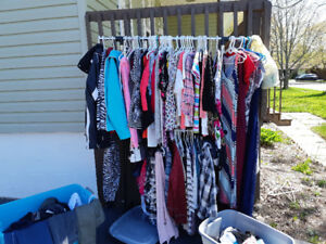 YARD SALE WEST GREENDALE CRES Saturday July 14, 8-12
