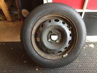 Vauxhall Corsa Tyre