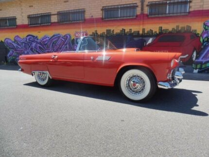 1955 Ford Thunderbird V8 Automatic  Royal Park Charles Sturt Area Preview