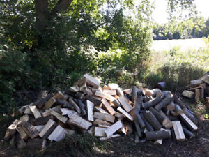 Hardwood Firewood for sale $125 a truckload. Free delivery.