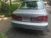 2002 Honda Accord SE fully loaded with Certify&Emission
