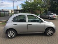 Nissan micra 1.2 , 2006 Reg, 55,000 miles from new,full service history,£999.