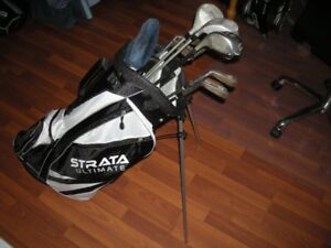 Mens Right Handed Golf Club Set for Sale