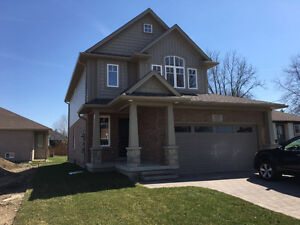 New house, 4 bedrooms, AB Lucas school and UWO nearby
