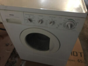 Washer and/or Dryer