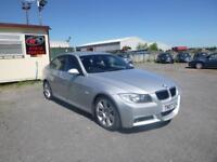 2007 07 reg BMW 320 2.0 i M Sport 4dr Petrol Manual
