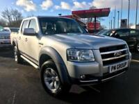 2009 Ford Ranger XLT 2.5TDCi Double Cab 4x4 **Great Example - New MOT**