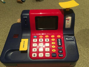 Learning Resources Toy Cash Register