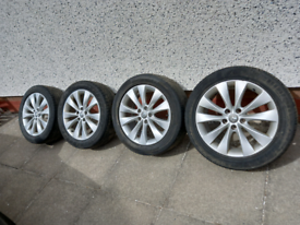Vauxhall allow Wheels