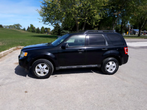 """2012 Ford Escape XLT  (""""As Is"""")"""