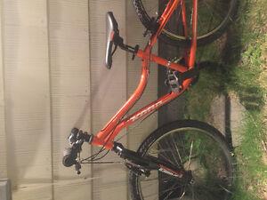 Kids Kona mountain bike. New