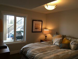NEW GARDEN SUITE FULLY FURNISHED IMMEDIATE OCCUPANCY