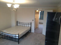Large Double Room Cranfield. Perfect for Uni/Tech Park. Excellent Transport. Refurbished.