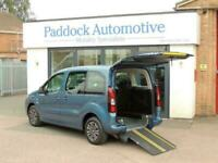 Peugeot Partner 1.6HDi Passenger Up Front Disabled Wheelchair Adapted Vehicle
