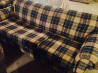 SOFA AND LOVESEAT, EXCELLENT CONDITION