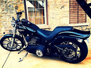 Custom HARLEY NIGHT TRAIN for sale or trade for Street Glide Cambridge Kitchener Area image 2