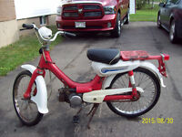 """1974 Honda Mopad ------  All Orginial  """"Must Sell"""""""