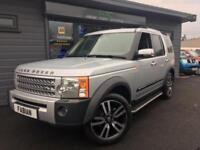 2008 Land Rover Discovery 3 2.7TD V6 auto XS 4X4 **FSH - 7 SEATER - HIGH SPEC*