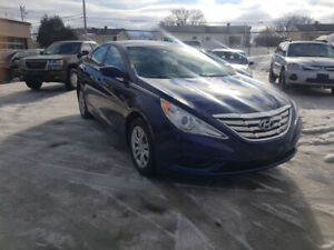 Hyundai Sonata 2013 Automatique 4 Cylindres Finance 7995$