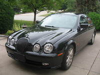 2002 Jaguar S-TYPE S 4.0, .....  Reduced