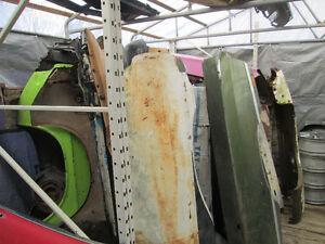 lot de voitures antiques et inventaire complet