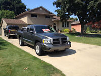 2007 Dodge Dakota Sport Club Cab Pickup Truck
