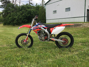 2007 CRF450r (new price)