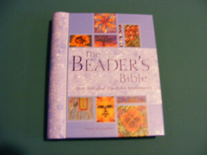 BEADING BOOKS -- ALL 4 FOR $15 -- ONLY UNTIL DEC. 24TH
