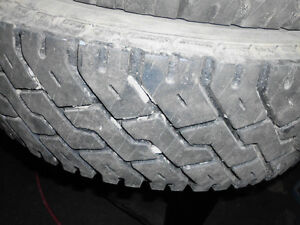 4-215/85 16 Michelin tires, good tread, m/s in Enderby,