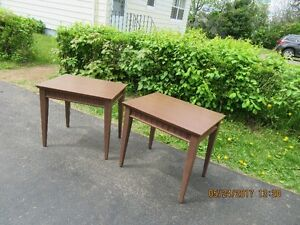 End tables $20 each