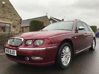 2001 51 ROVER 75 TOURER 2.0 V6 CONNOISSUER